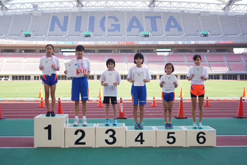 エンジョイラン・女子4~6年生