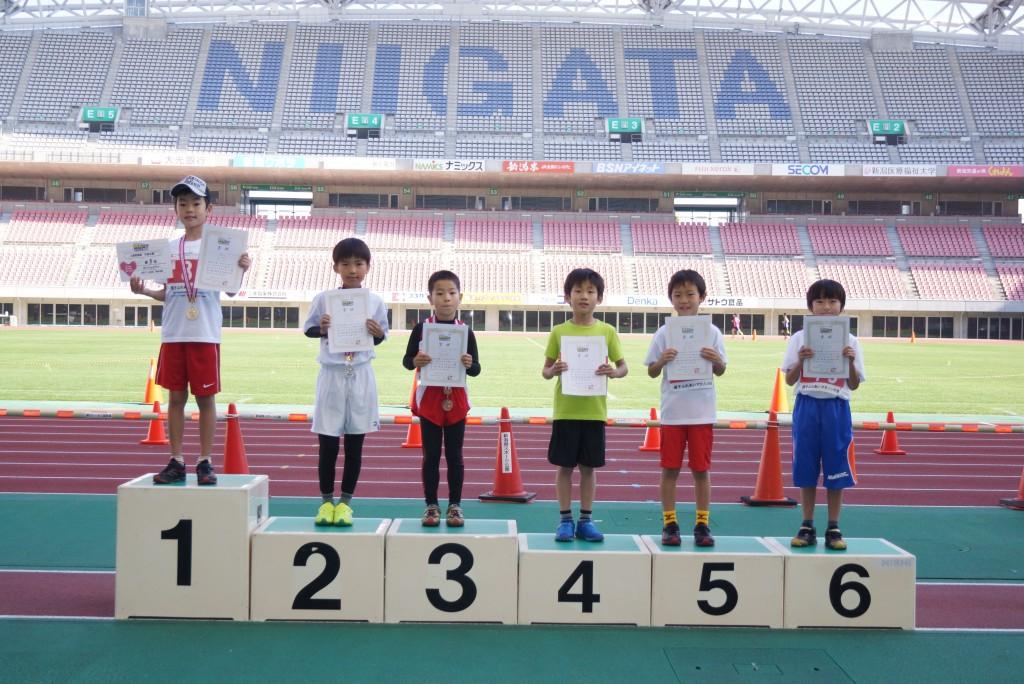 エンジョイラン・男子1~3年生
