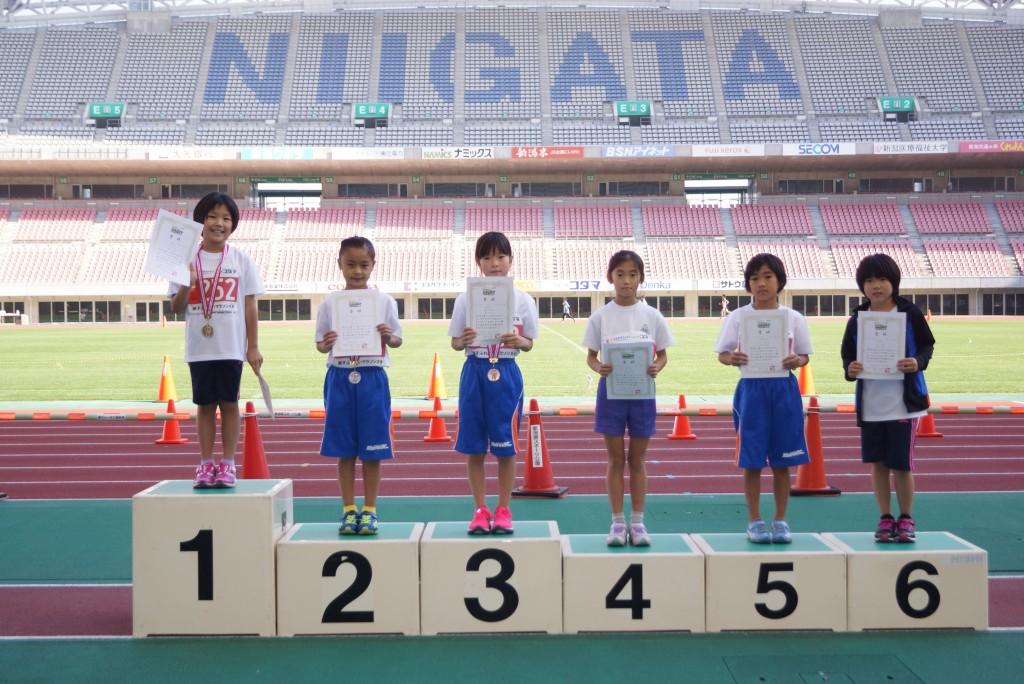 エンジョイラン・女子1~3年生