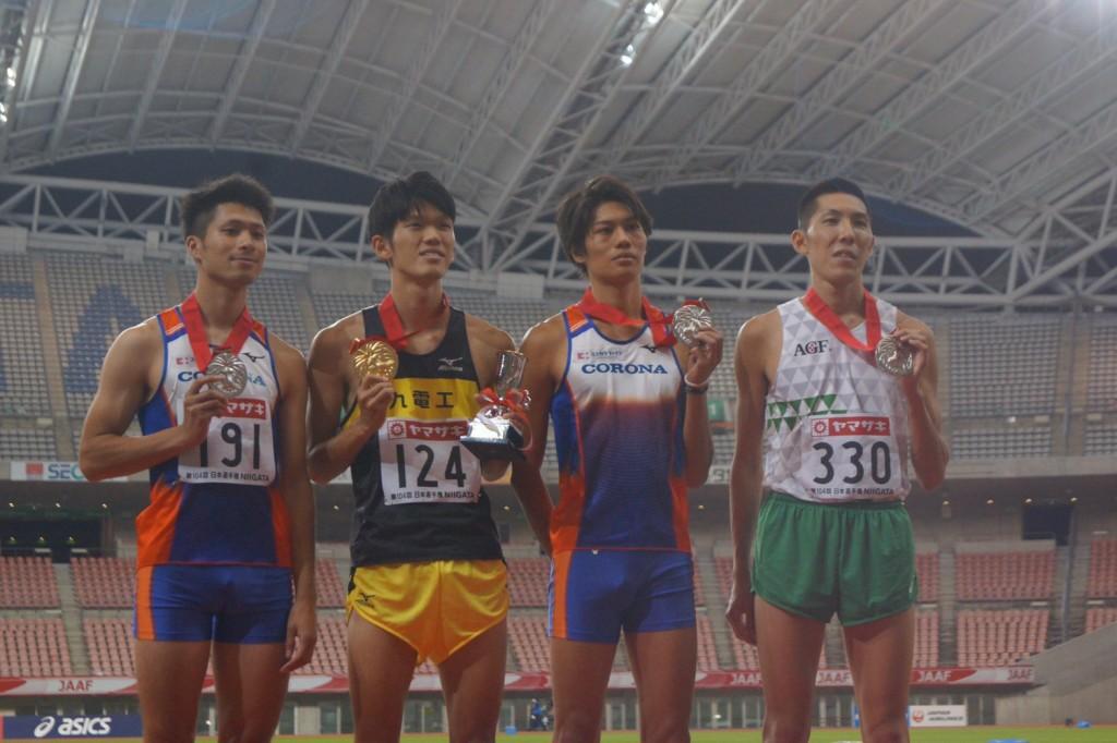 日本 陸上 競技 選手権 大会 2020